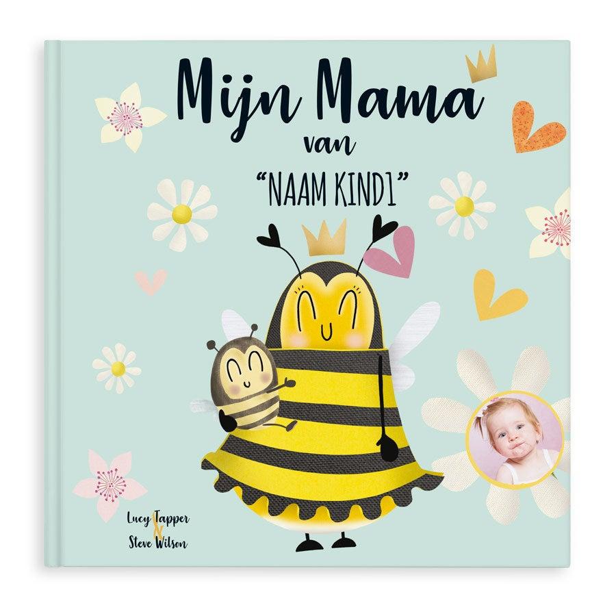 Boek met naam - Onze Mama - Softcover