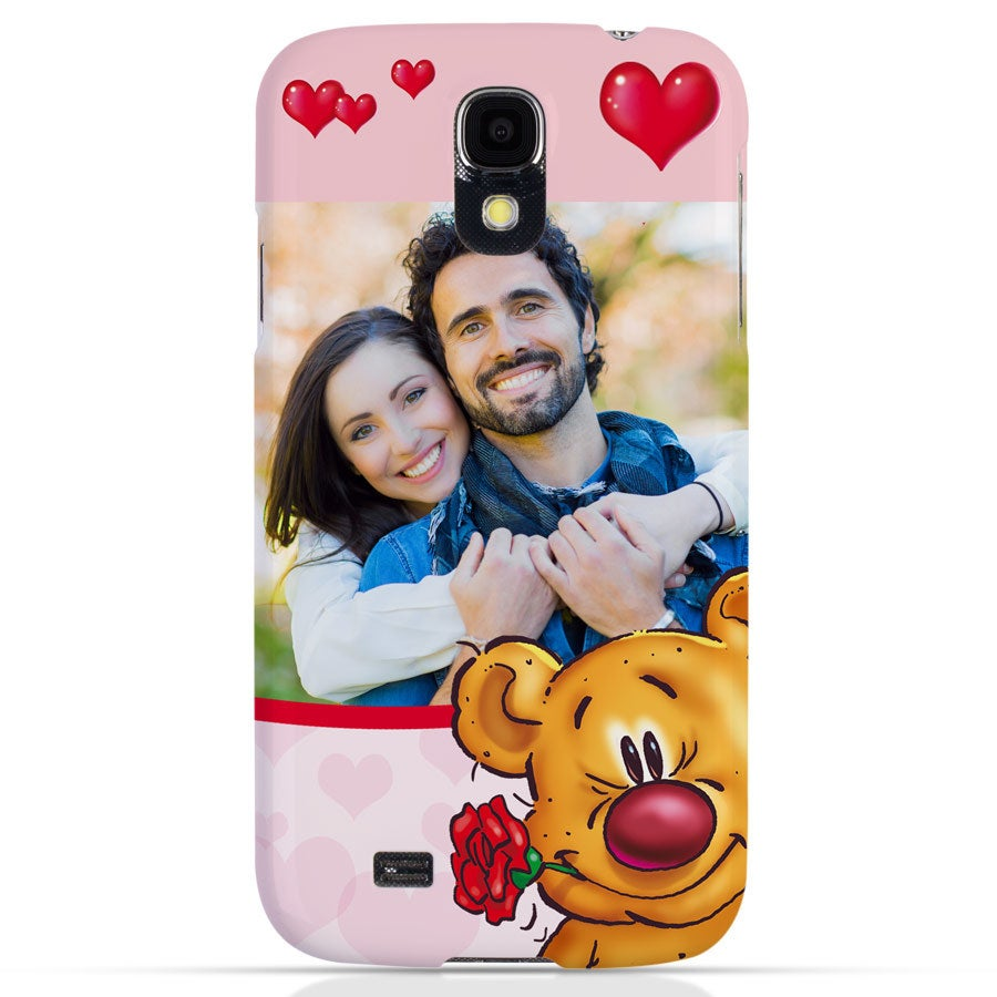 Doodles - Samsung Galaxy S4 - Photo case 3D print