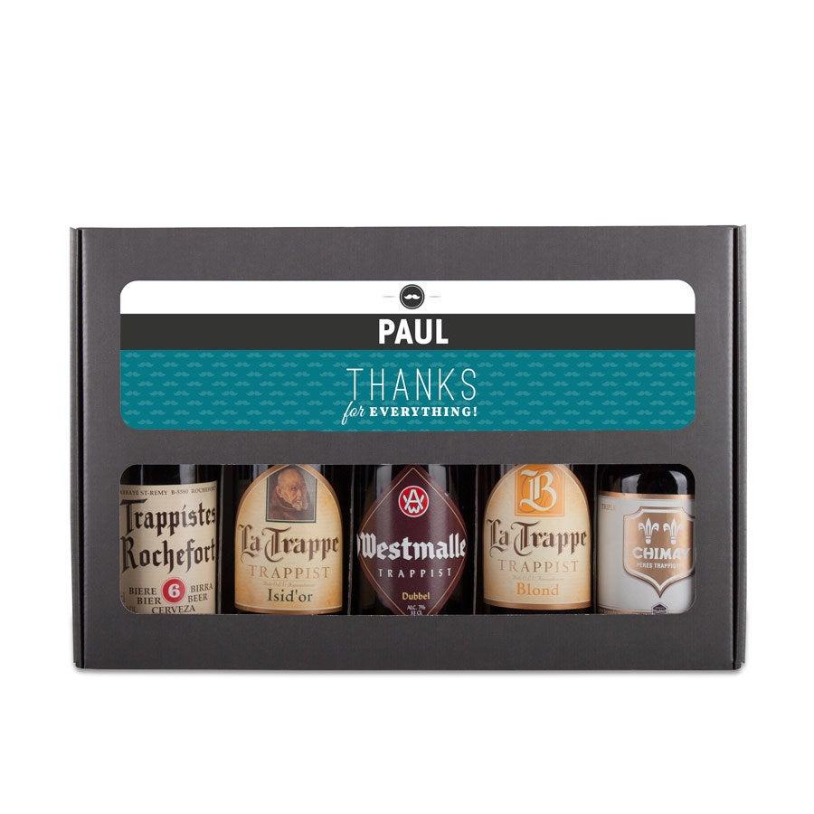 Confezione regalo birra - Trappist