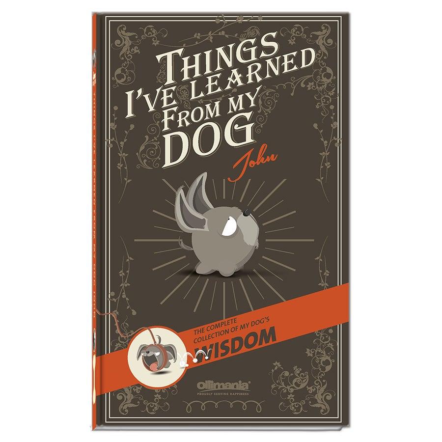 Cuaderno - El perro John