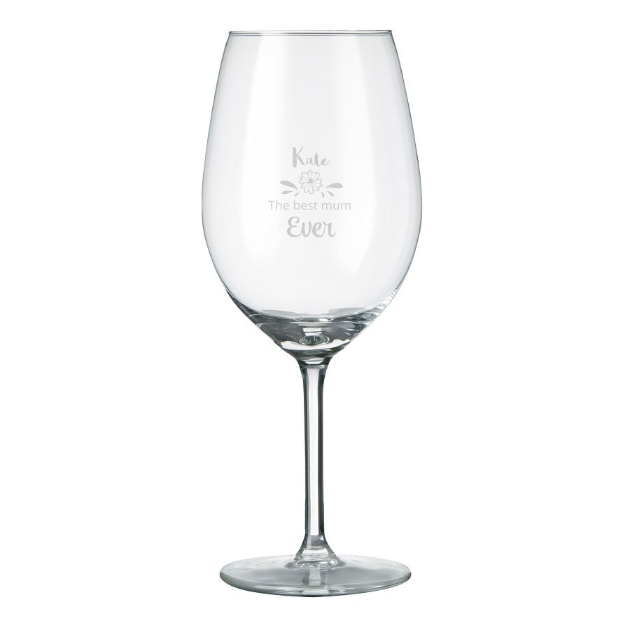 Glass – Red Wine