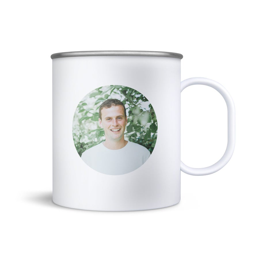 Personalised mug - Stainless steel