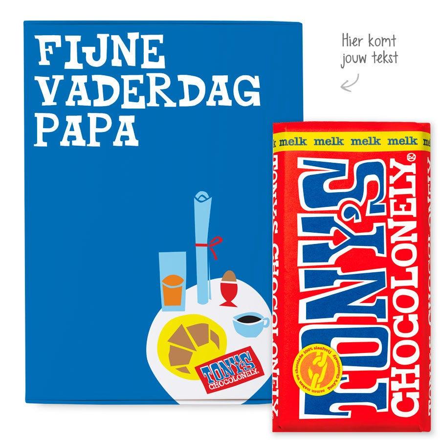 Tony's Chocolonely giftbox - Vaderdag (melk)