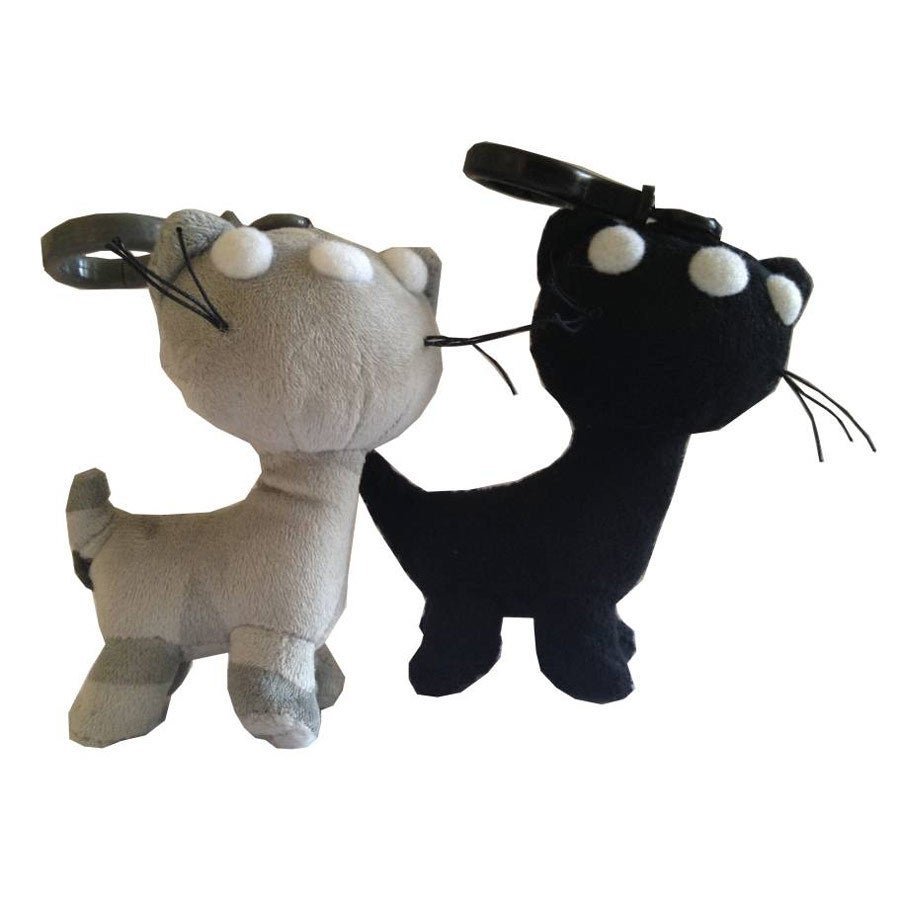Pim & Pom - knuffel duo 11 cm
