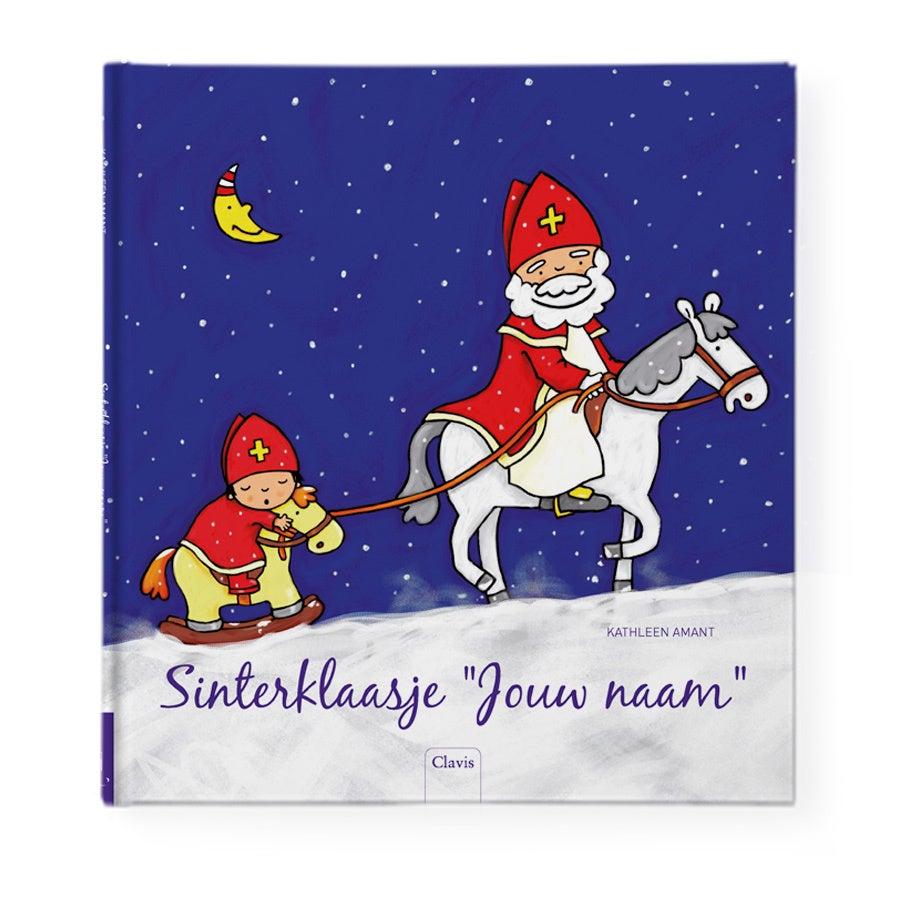 Boek met naam - Sinterklaasboek - Hardcover