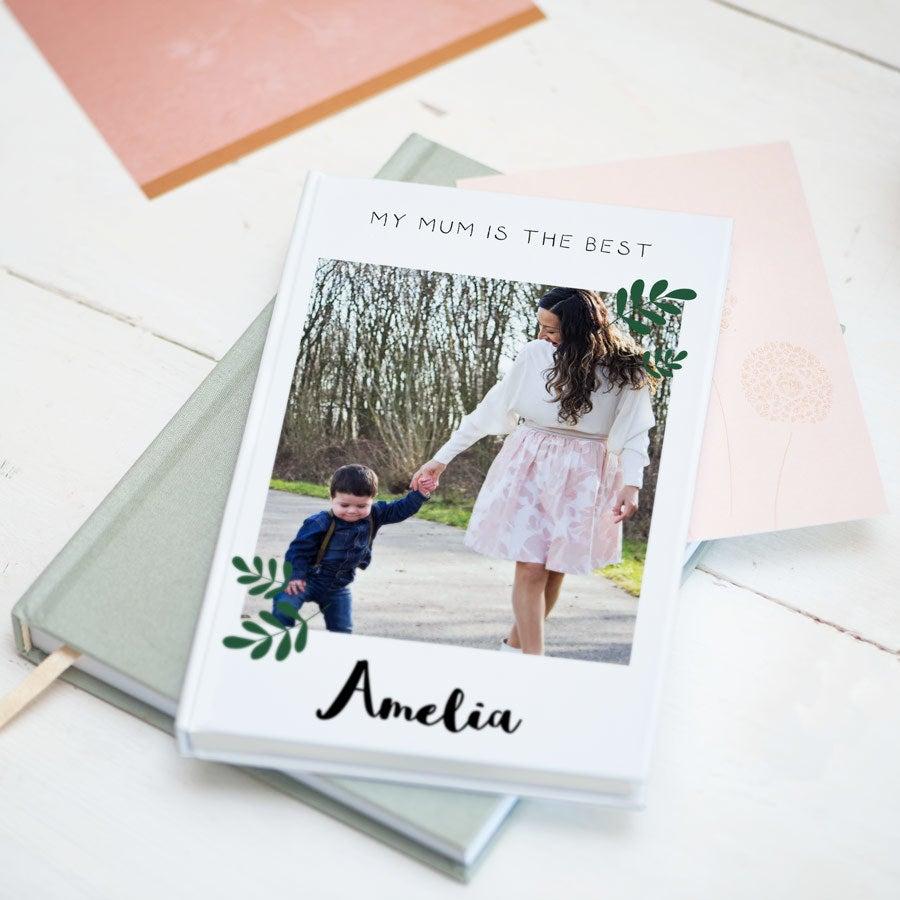 Mors dag anteckningsbok - Softcover