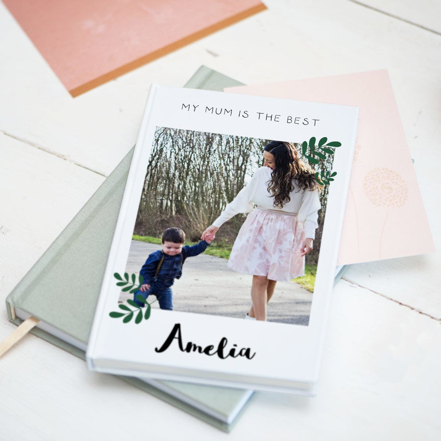 Mother's Day notebook - A5 - Softcover