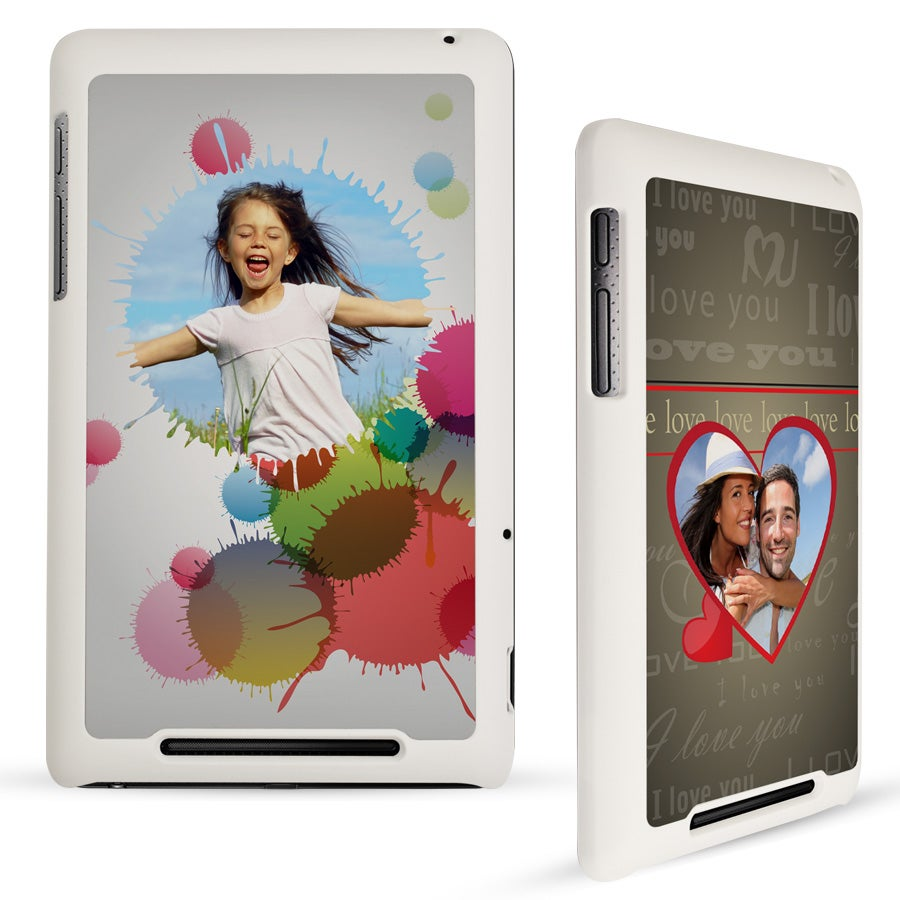Google Nexus 7 - Photo case White