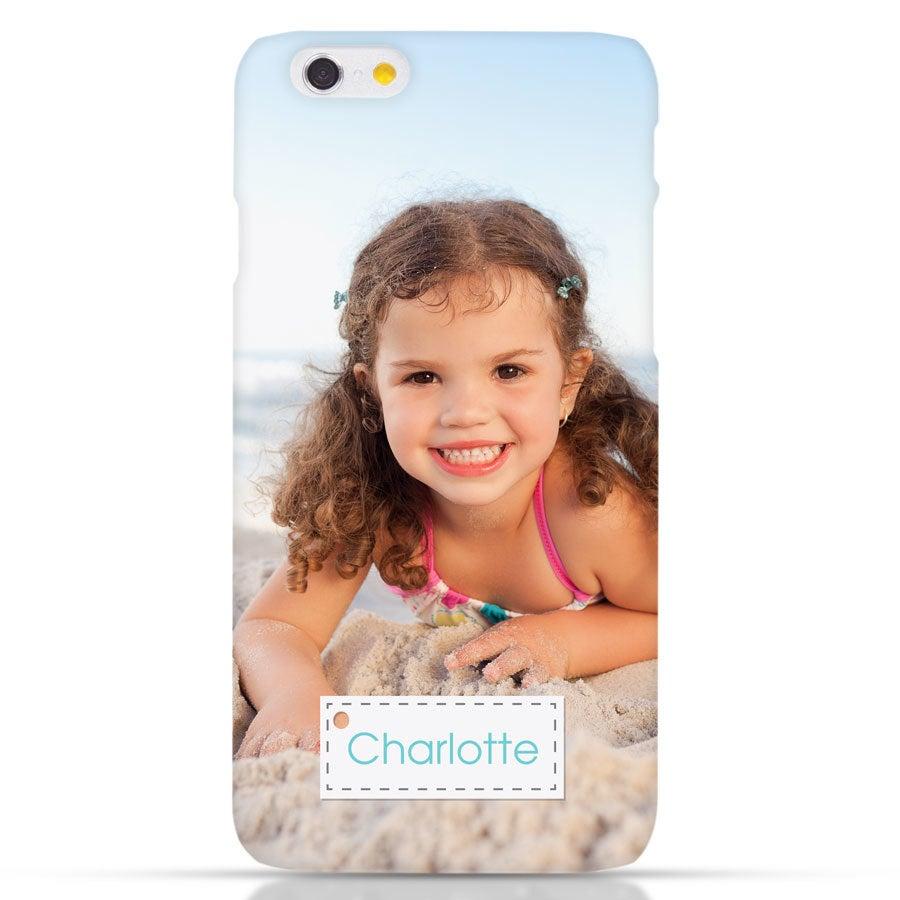 Handyhüllen - iPhone 6s - Fotocase rundum bedruckt