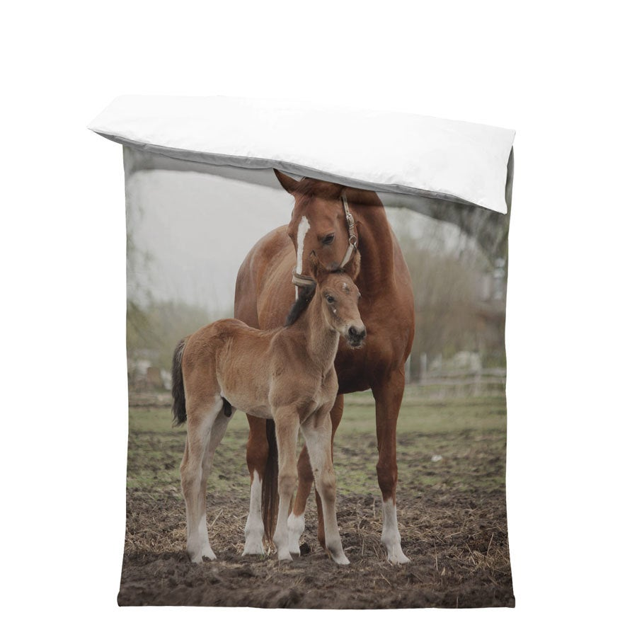 Kinderdekbedovertrek - 100x150cm - Polyester