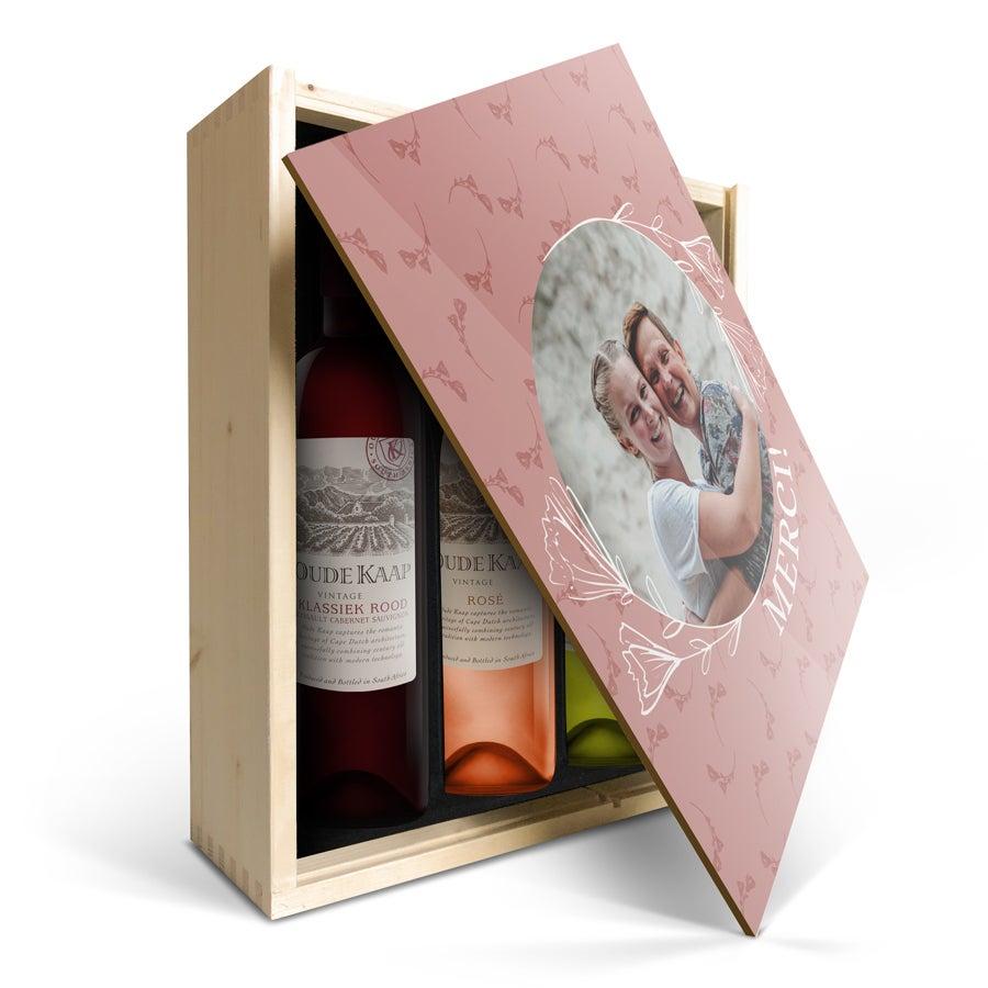 Vin rouge, blanc et rosé Oude Kaap