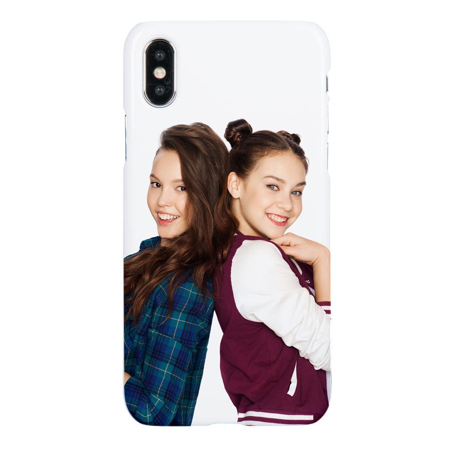 iPhone X - Cover Stampata 3D