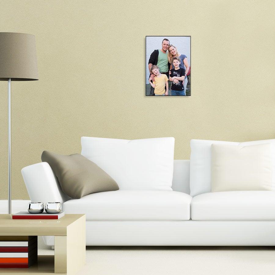 ChromaLuxe - Tableau photo en bois - 30 x 40