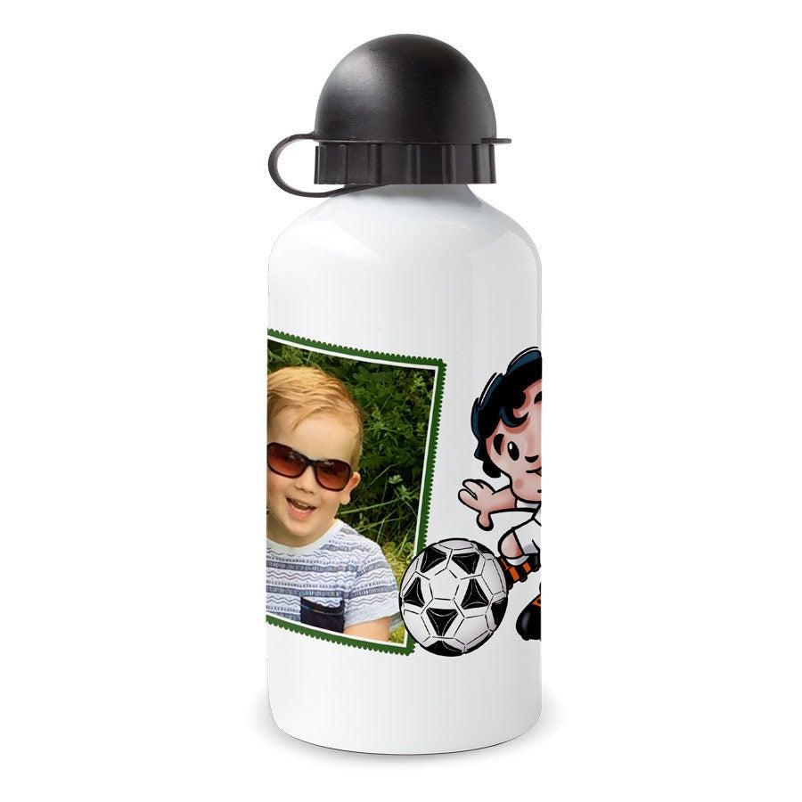 Doodles water bottle