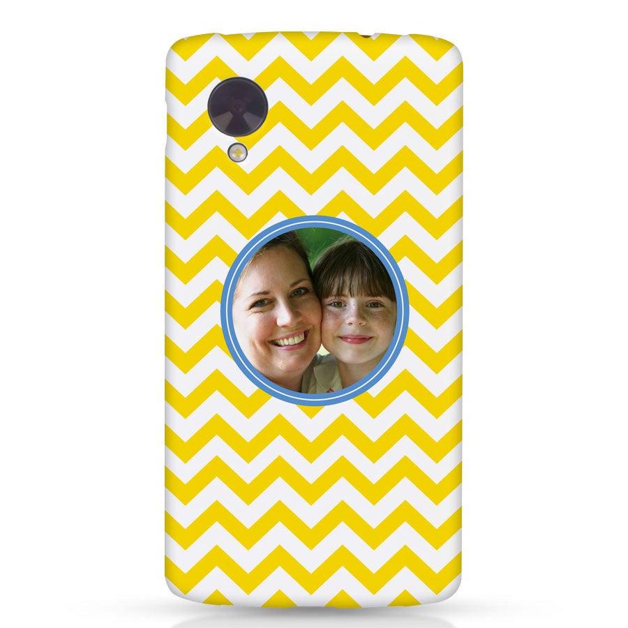 Phone case - Google Nexus 5 - 3D print