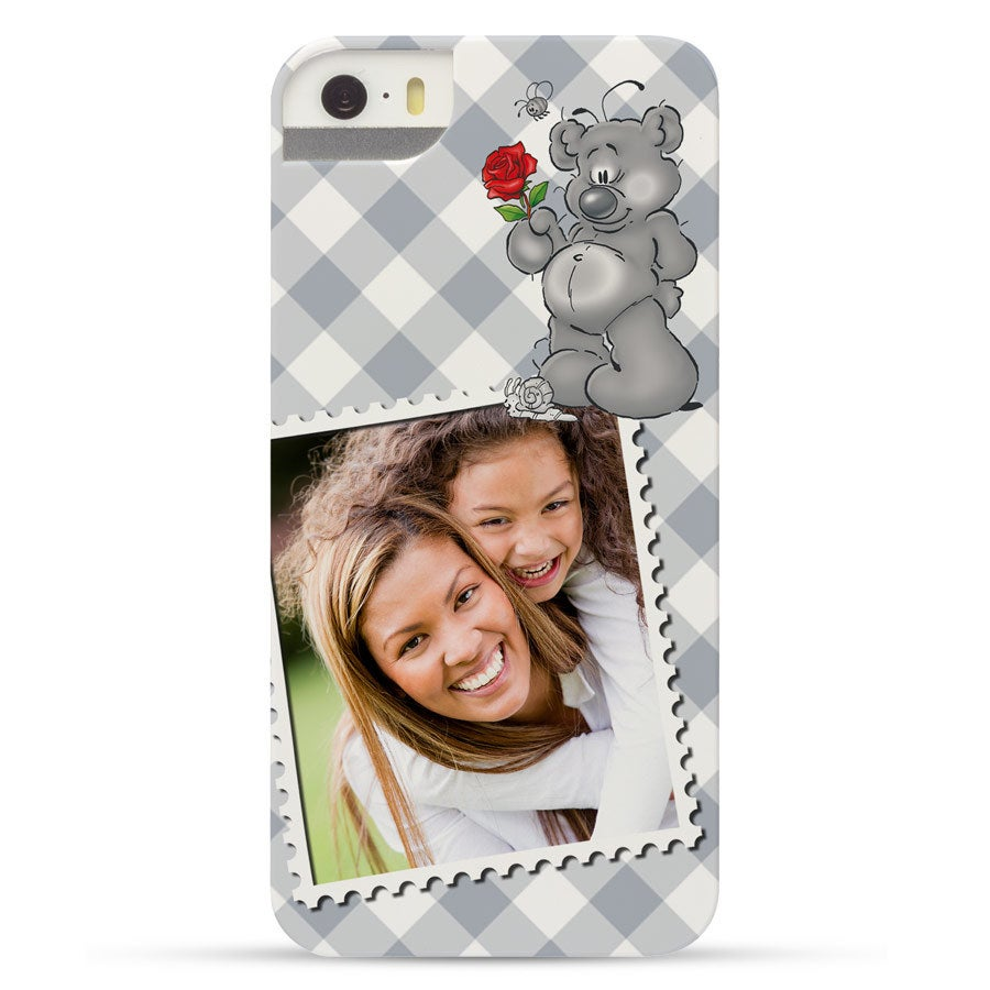 Doodles - iPhone 5 - photo case 3D print