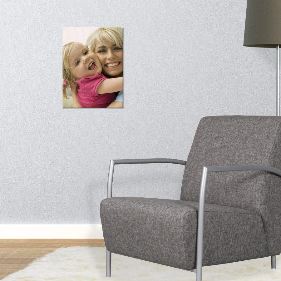Puinen valokuvataulu (30x40cm)