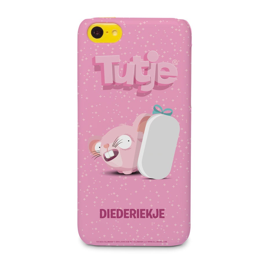 Olli - iPhone 5c - foto case rondom bedrukt