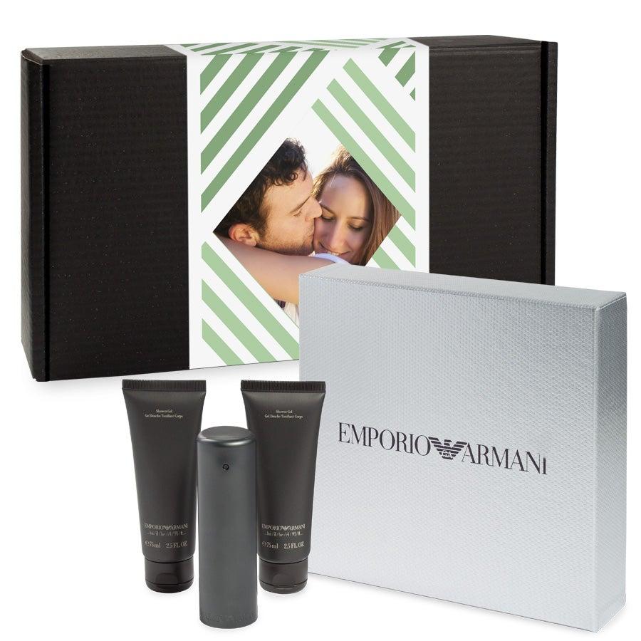 Gift set - Emporio Armani Lui
