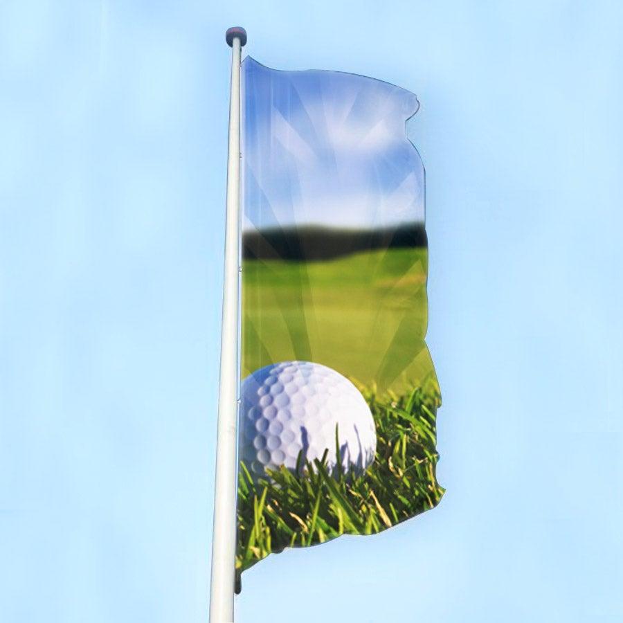 Fahne Vertikal - 100x250 cm