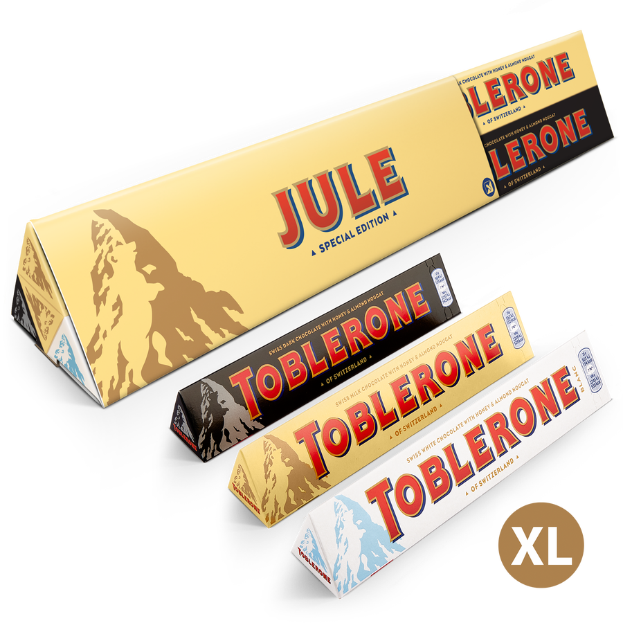 XL Toblerone Mix mit Name & Foto