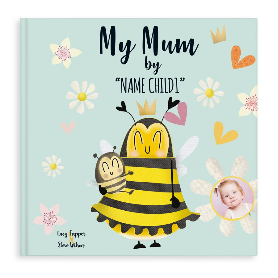 Our Mum - Hardcover