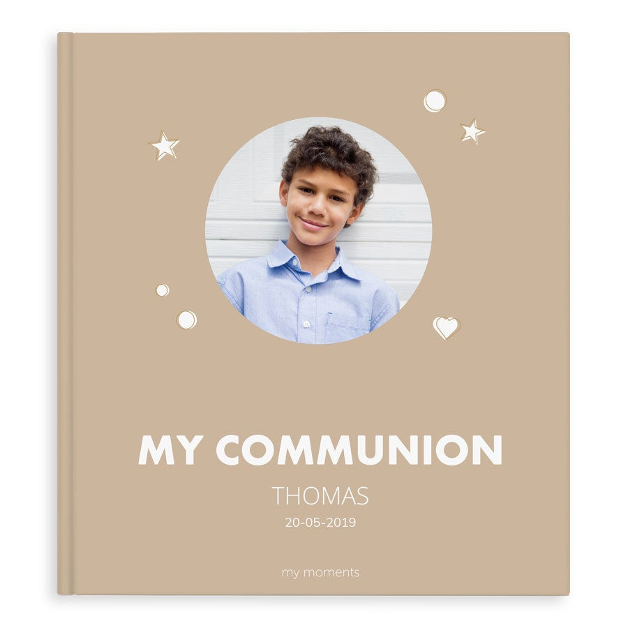 Photo album - My Communion - XL - Hardcover - 40 pages