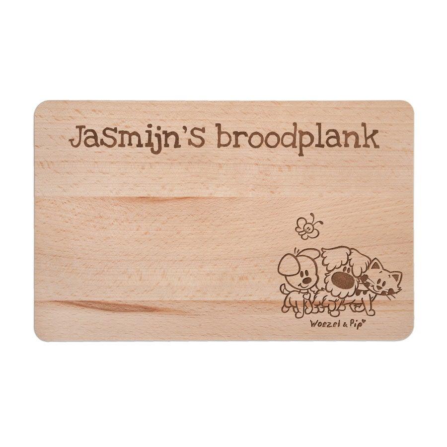Woezel & Pip broodplank - S