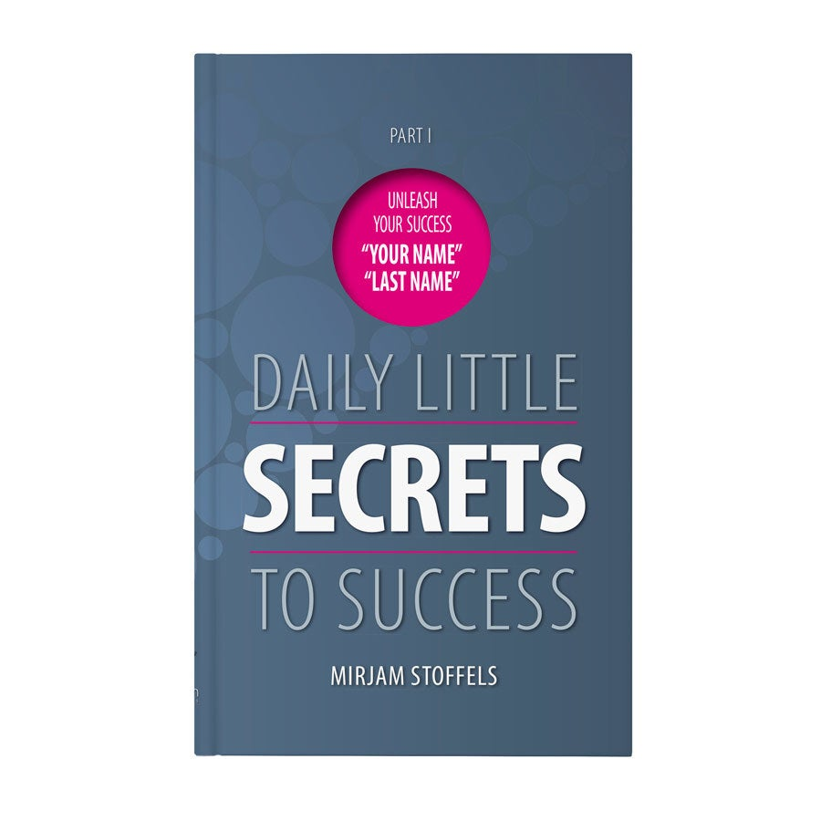 Book - Daily little secrets to success (Hardcover)