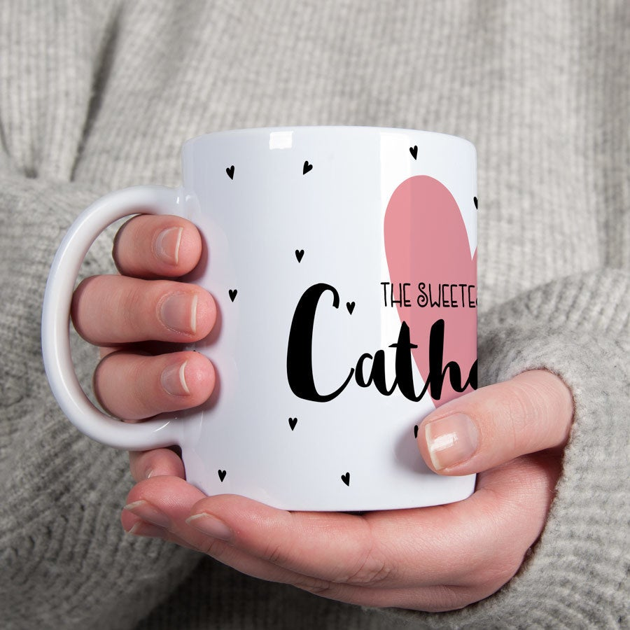 Mother's Day mug with name