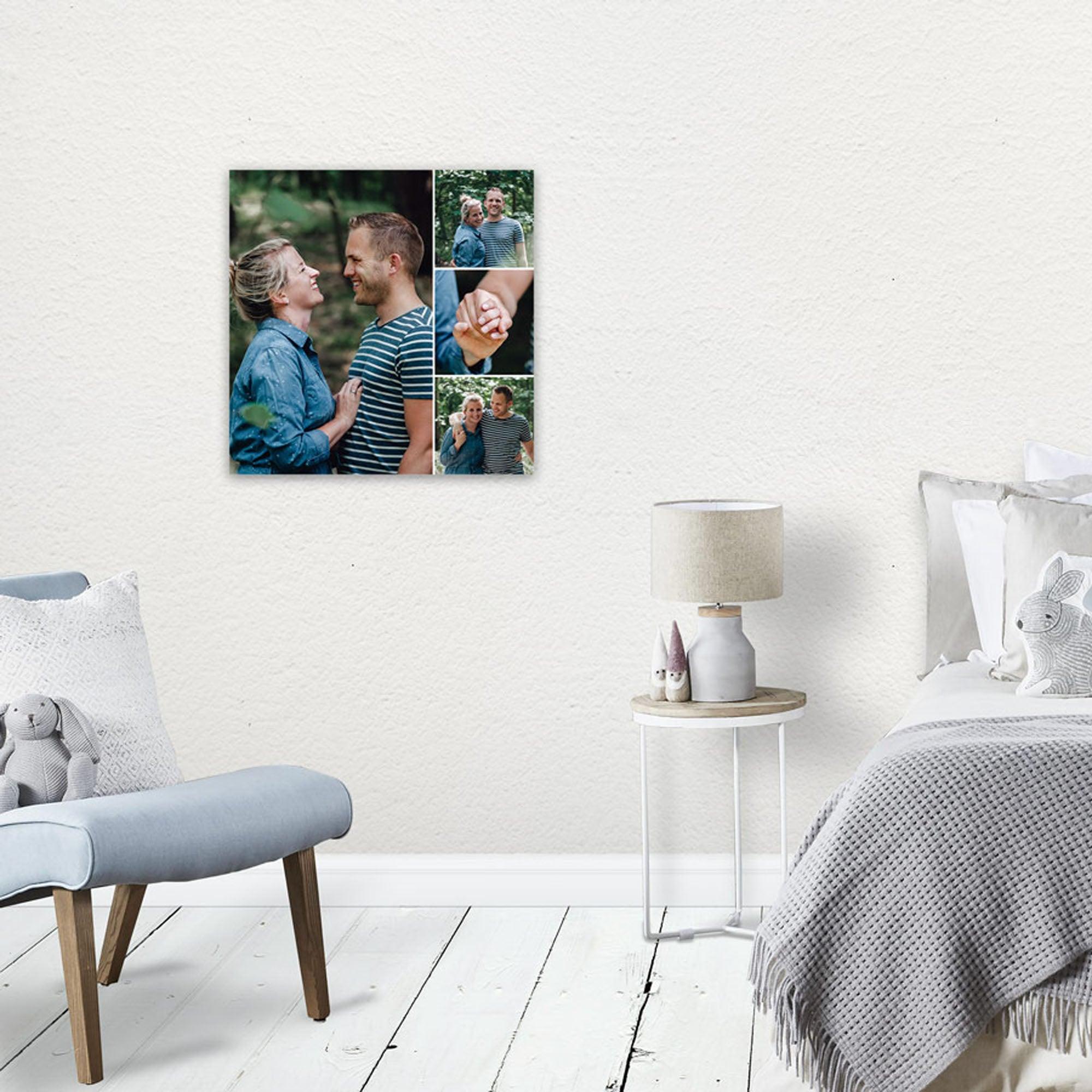 Foto poster maken - 50 x 50 cm