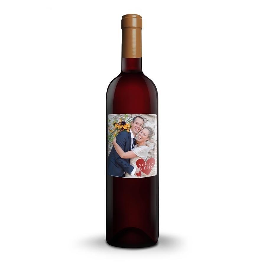 Wijn met bedrukt etiket - Salentein - Primus Malbec