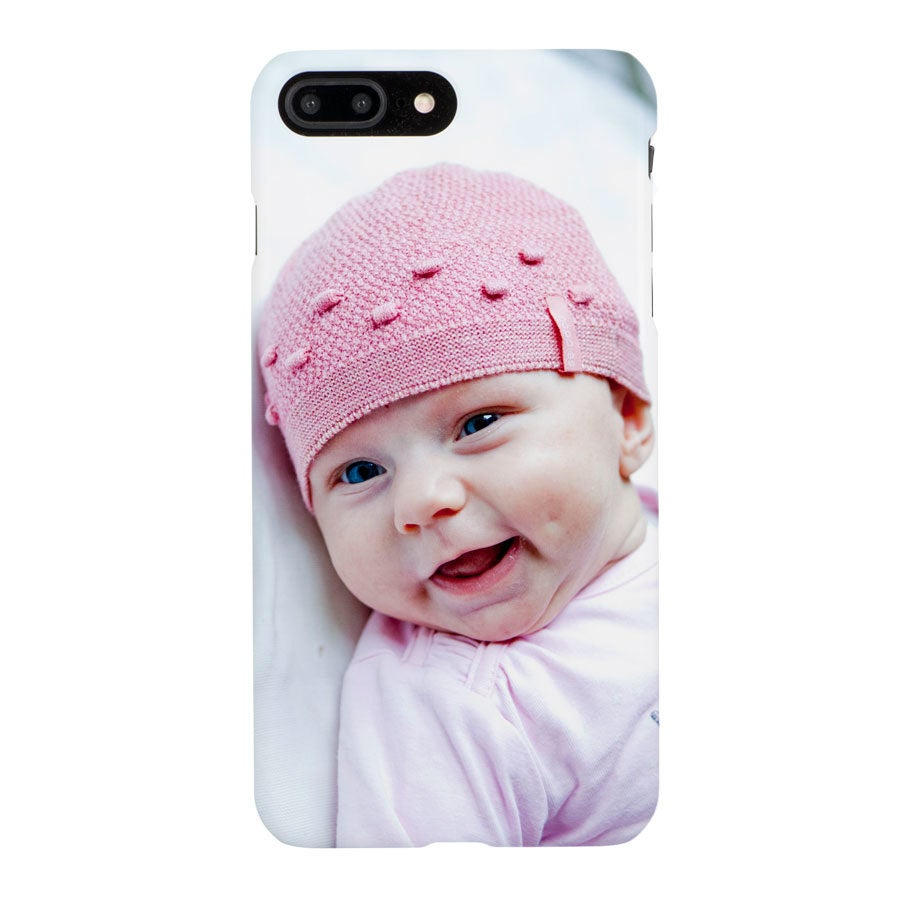 Puhelinlaukku - iPhone 8 plus - 3D-tulostus