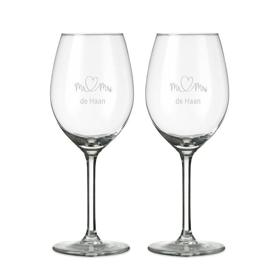 Wijnglas - Witte wijn (2 stuks)
