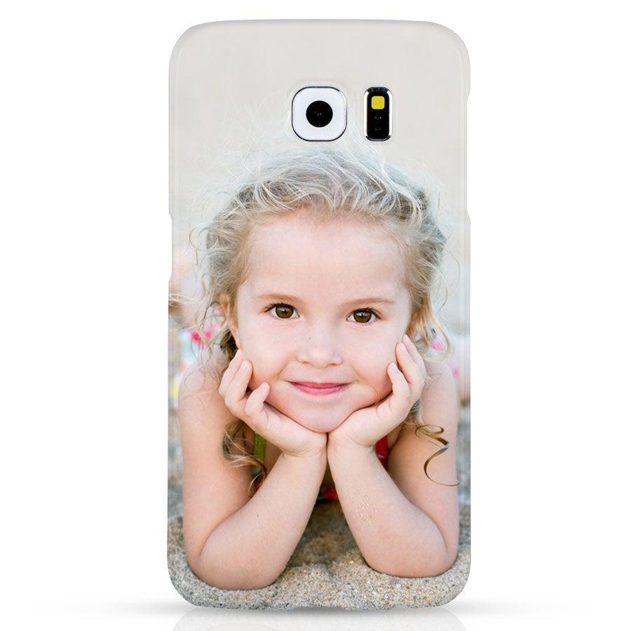 Handyhüllen - Samung Galaxy S6 Hülle -  Fotocase rundum bedruckt