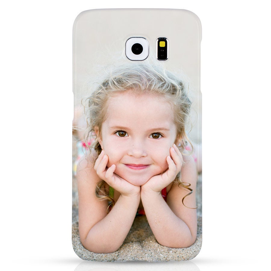 Samsung Galaxy S6 - Cover Stampata 3D