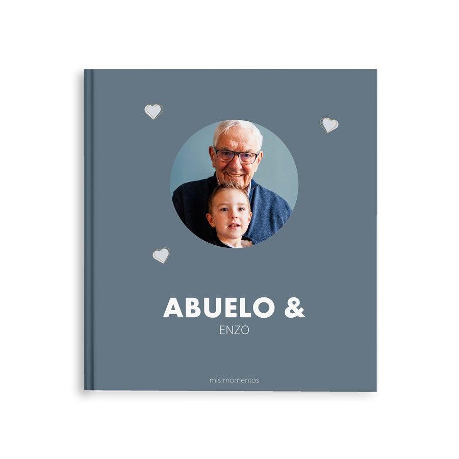 Fotolibro - Mi abuelo - M - Tapa dura - 40p