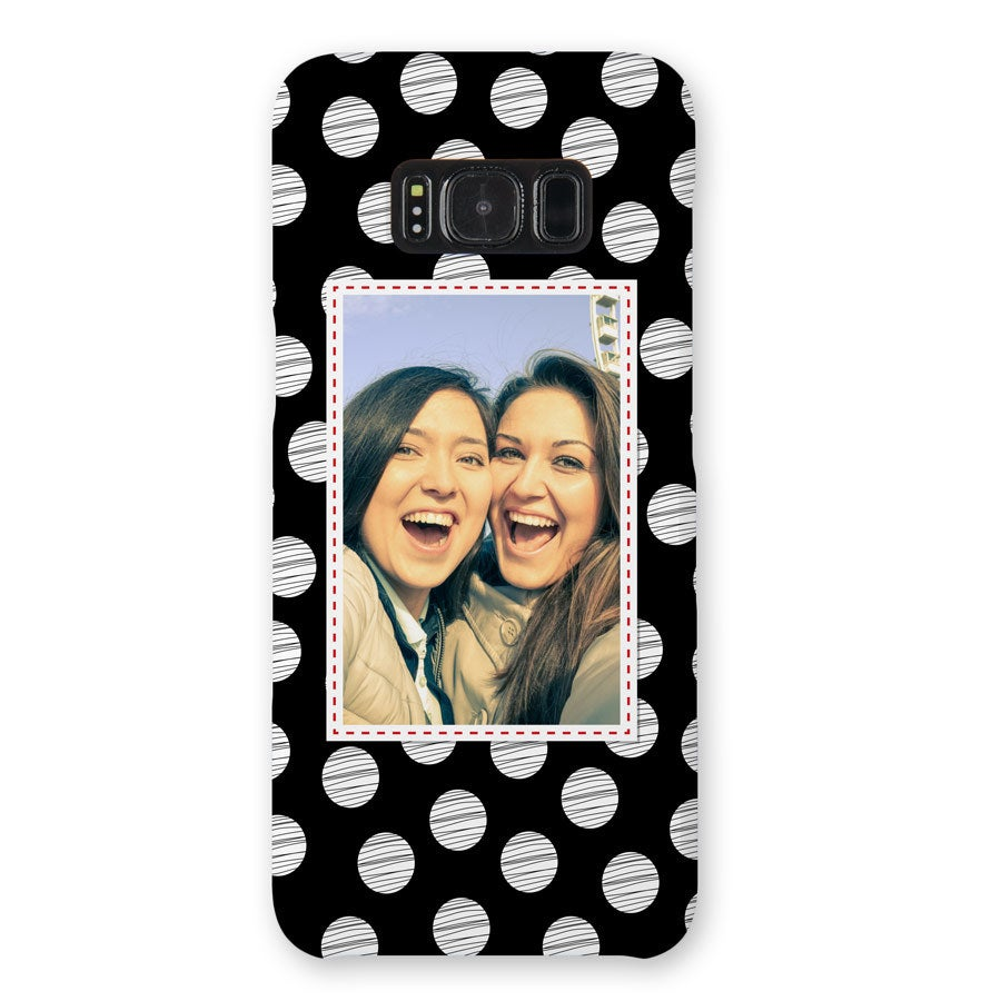 Mobilcover Samsung Galaxy S8 - 3D print