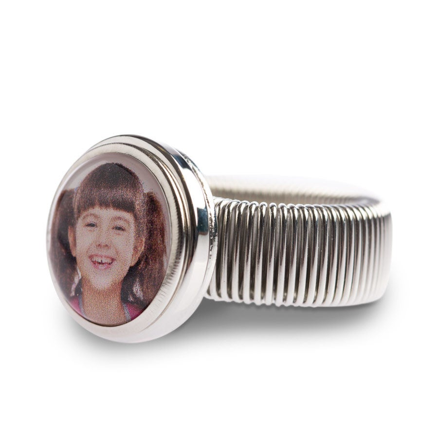 Click Charm Ring