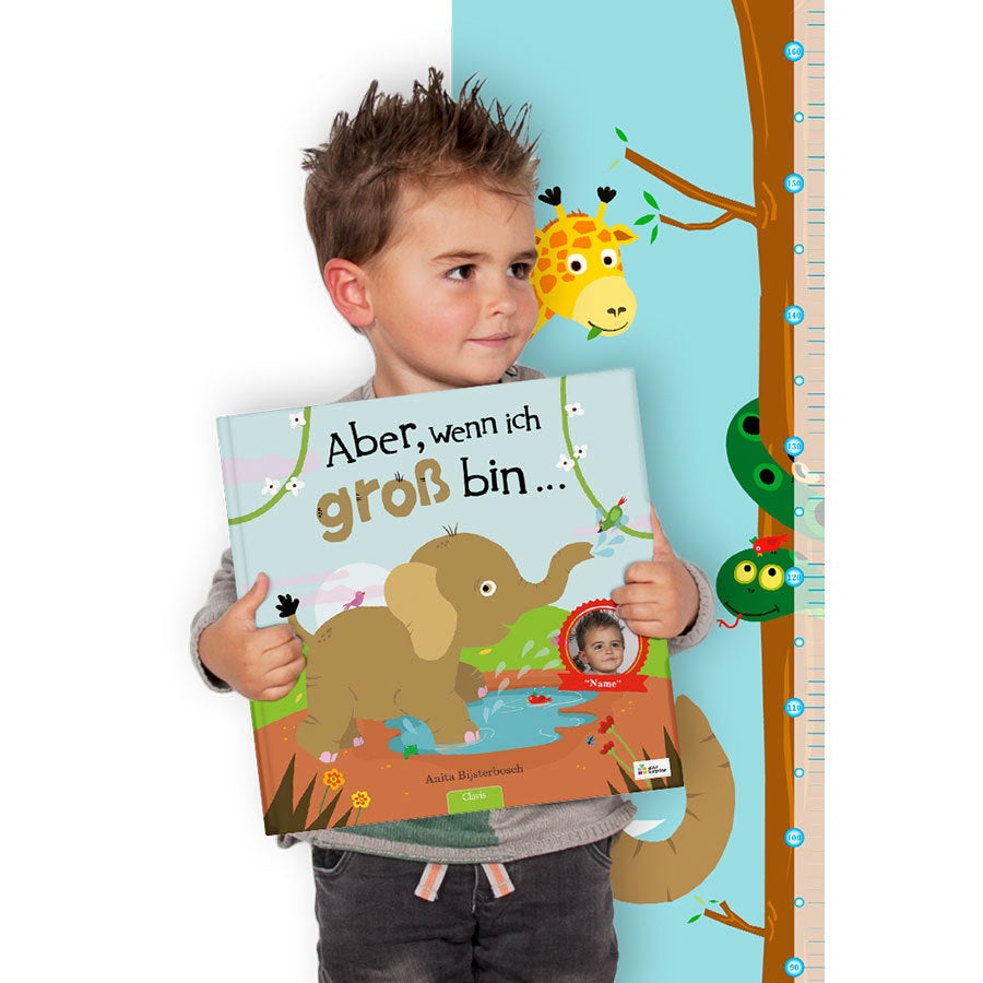 Kinderbuch - Wenn ich groß bin - Hardcover