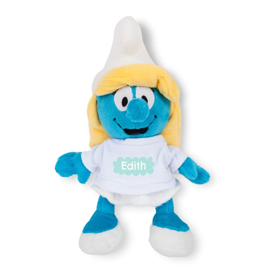 Smurfette soft toy