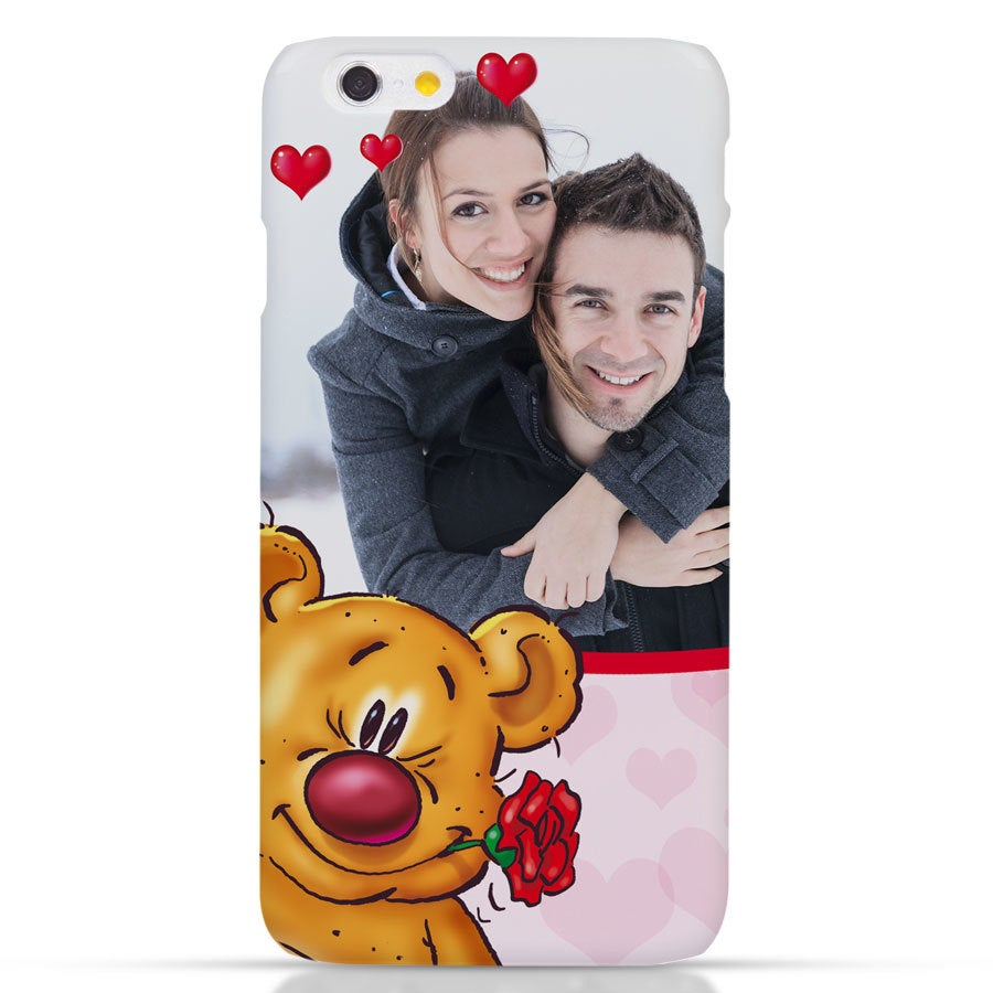 Doodles - iPhone 6 - photo case 3D print