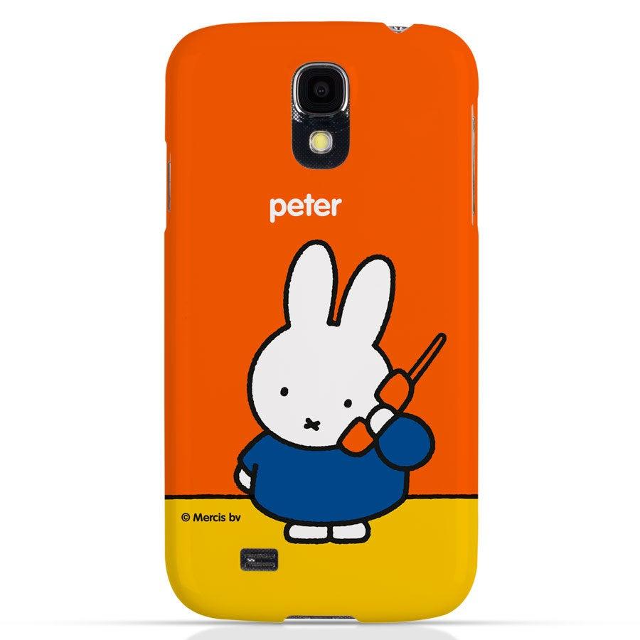 Miffy Handyhüllen - Samsung Galaxy S4 - Fotocase rundum bedruckt