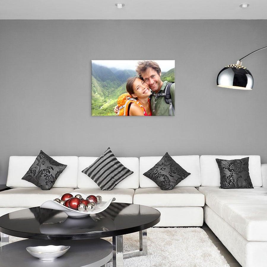 Foto op plexiglas afdrukken - 75 x 50 cm