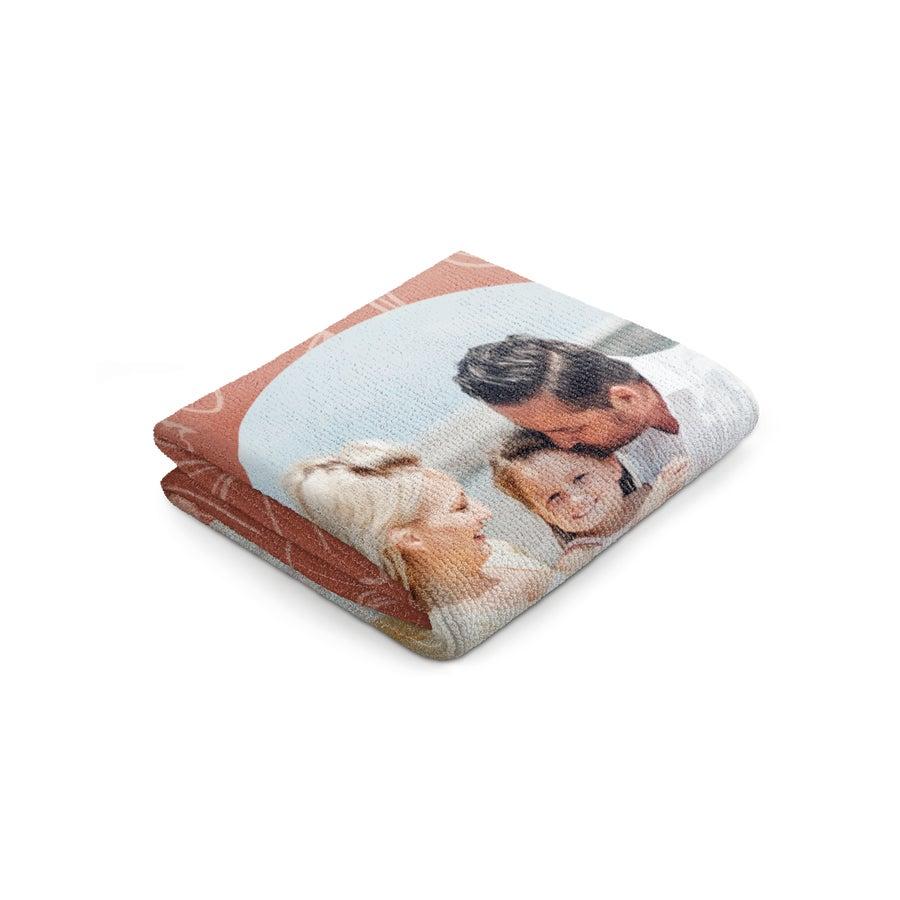 Handtuch bedrucken - 30 x 50 cm