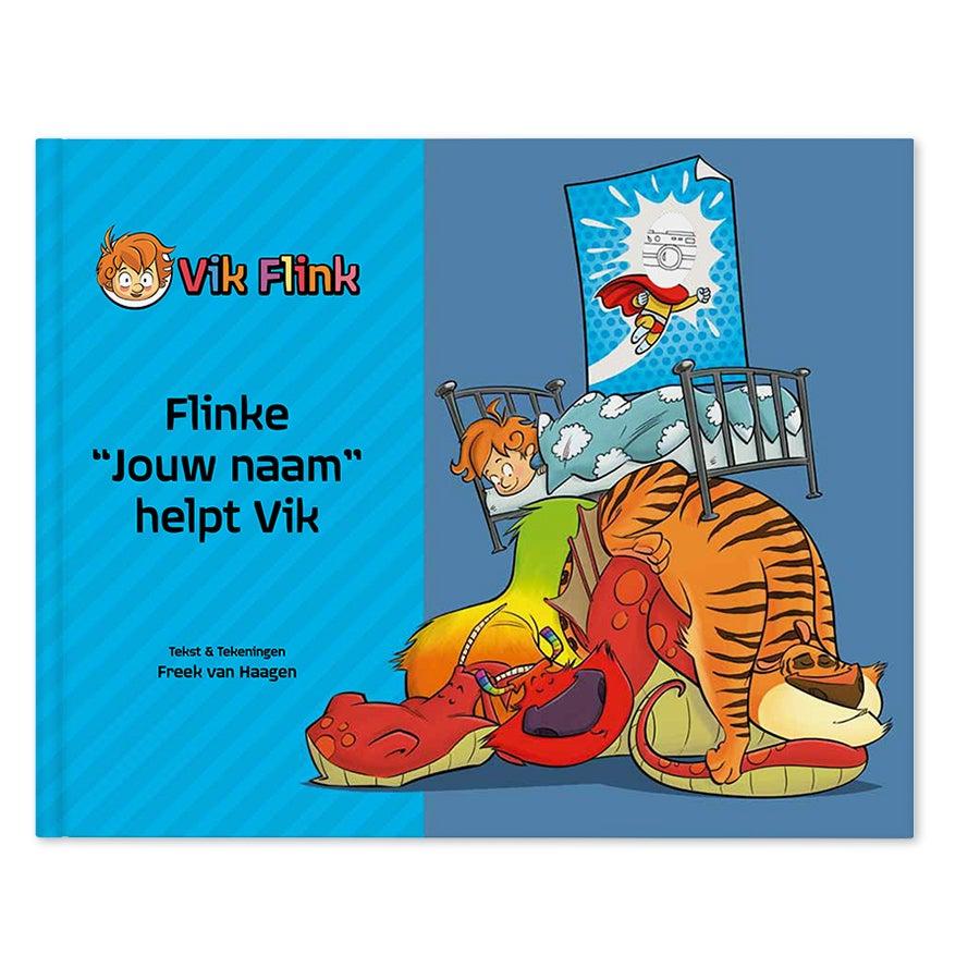 Vik Flink - Hardcover
