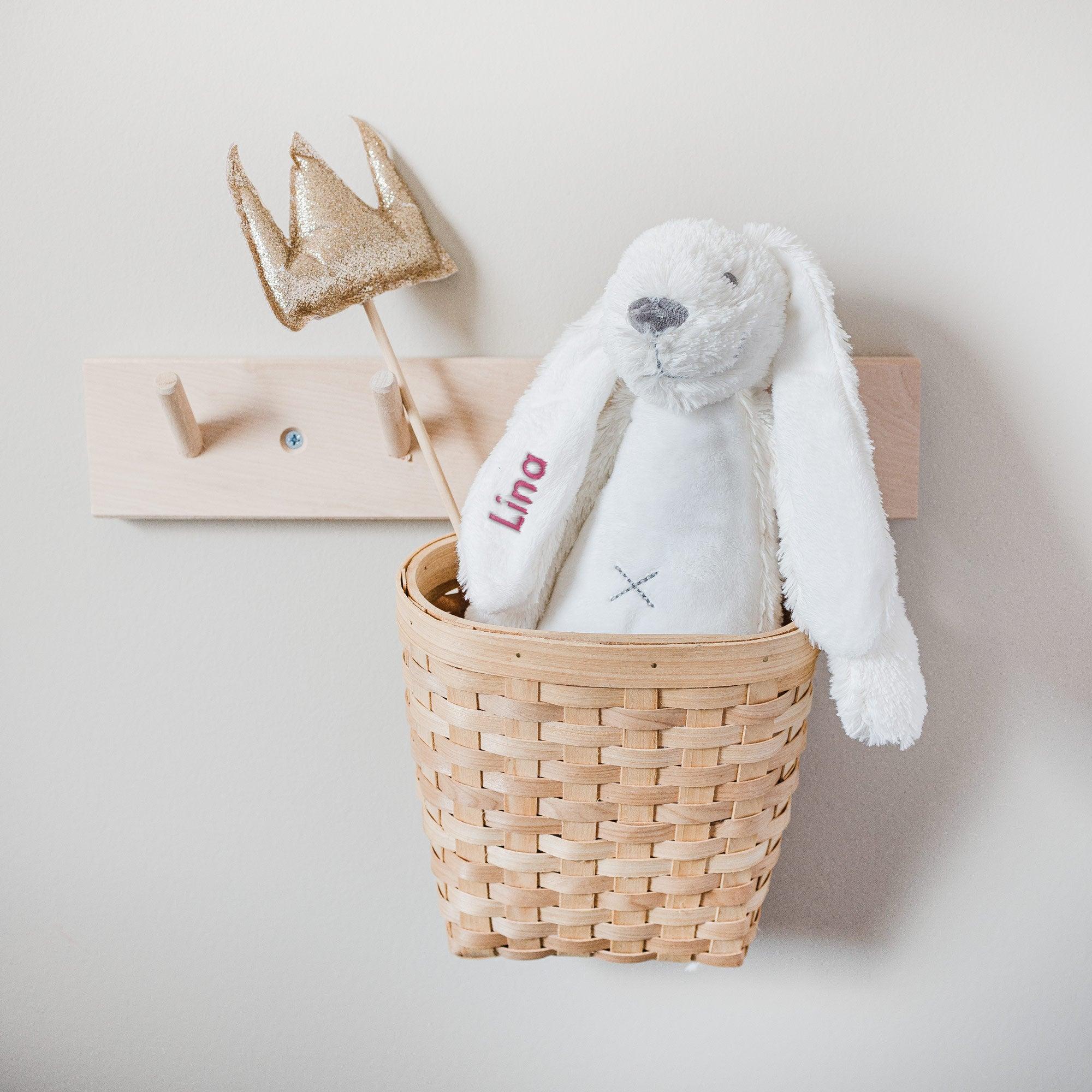 Happy Horse konijn Richie met naam - ivoor