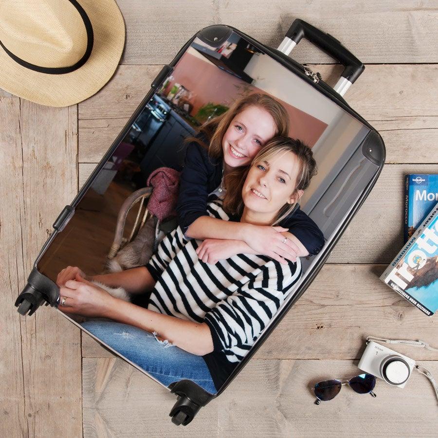 Princess Traveller matkalaukku kuvalla XL