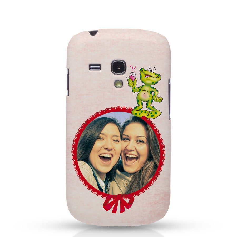 Doodles - Samsung Galaxy S3 mini - Photo case 3D print