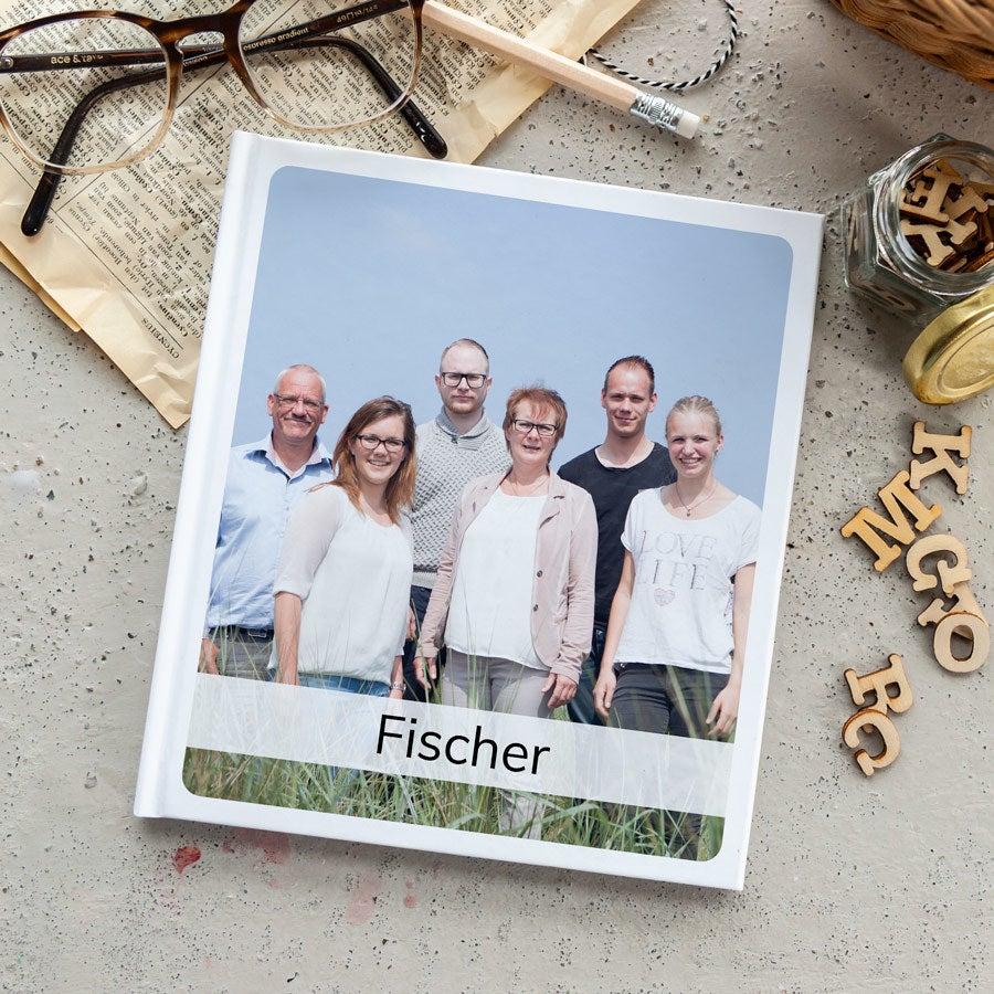 Fotobuch - M - Hardcover - 40 Seiten